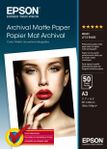 EPSON MATTE PAPER A3 2000P FOR STYLUS COLOR 2000P NS (C13S041344)