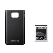 Samsung Galaxy S-II Extended Batteri Black, 2000 mAh for i9100
