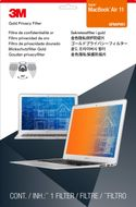 """3M personvernfilter i gull for 11"""" Apple MacBook Air - Notebookpersonvernsfilter - 11,6"""" bred - gull - for Apple MacBook Air (11.6 in) (GPFMA11)"""