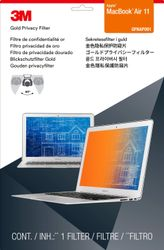 3M GOLD PRIVACY FILTER MACBOOK AIR 11inch (GPFMA11)