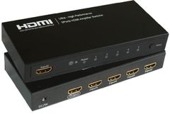 MICROCONNECT HDMI Switch 5 IN - 1 OUT