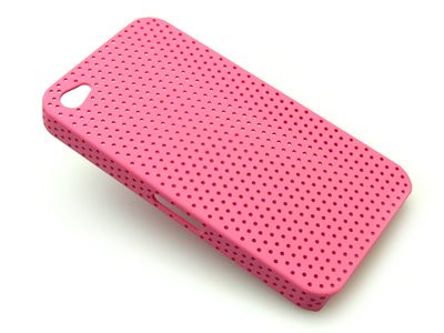 SANDBERG Cover 4/4S easy grip Pink (402-36)