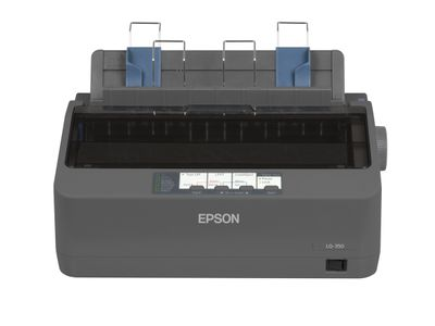 EPSON LQ-350 24 pin dot matrix printer USB 2.0 1/3 original/ colanders (C11CC25001)