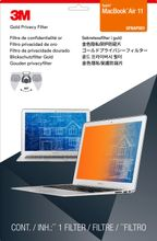 3M Gold Privacy Filter for 11 Apple MacBook Air (GFNAP001)
