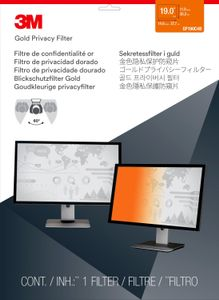 3M GPF19.0 GOLD DESKTOP FOR 19,0IN / 48,3 CM / 5:4 ACCS (98044055022)