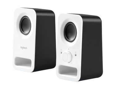 LOGITECH PC Speakers Z150 Snow White (980-000815)