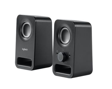 LOGITECH PC Speakers Z150 Midnight Black (980-000814)