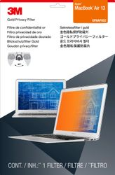 3M Gold Privacy Filter for 13 Apple MacBook Air (GFNAP002)