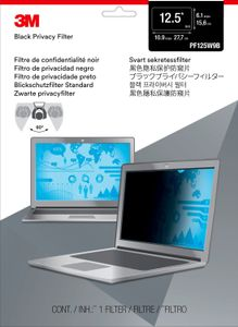 3M Privacy filter for laptop 12,5' widescreen (98044052144)