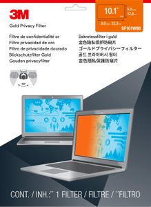 "3M Gold Privacy Filter 10.1"""" (GPF10.1W)"