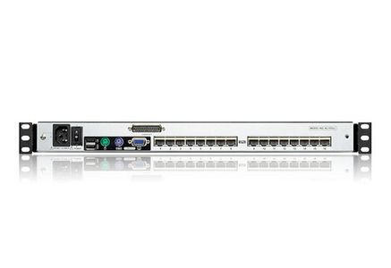 ATEN 16 Port RJ45 KVM & Dual rail PROD (KL1516AN-IT)