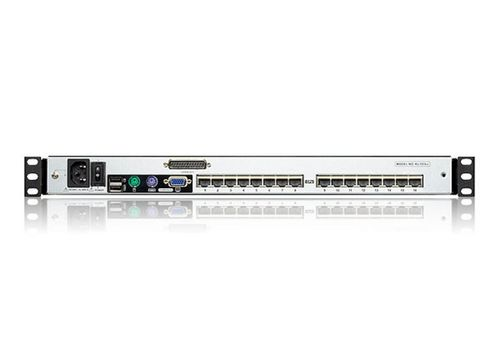 ATEN 16 Port RJ45 KVM & Dual rail PROD (KL1516AN-UK)