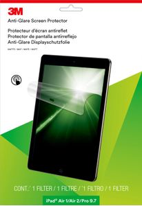 3M Anti-Glare Screen Protector for  iPad Air 1/2/Pro 9.7 (AFTAP001)