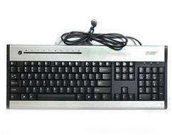 Acer KEYBD.USB.NOR.EKEY.LF.VISTA (KB.9610B.065)