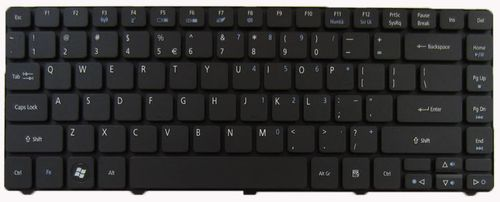 Acer KEYBD.UK.85K.BLACK (KB.I110A.116)