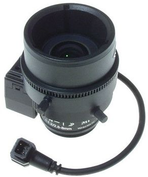 AXIS LENS CS 2.9-8.2MM F1.4 DC SVGA (5700-881)