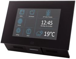 2N Indoor Touch PoE - Black (91378365)