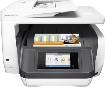 HP OfficeJet Pro 8730 All-in-One Printer (D9L20A#A80)