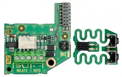 2N Additional switch + Tamper (9151010)