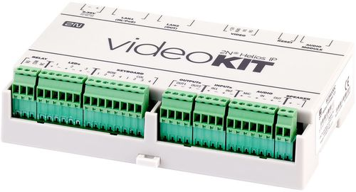 2N Gegensprechanlage EntryCom IP Video-Kit (9154100C)