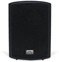 2N Loud Speaker, wall mounted, Black (914034B)