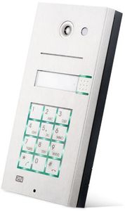 2N Helios 1x button + keypad (9135110KE)