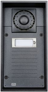 2N EntryCom (Helius) Force - 1 button (9151201-E)