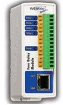 2N External IP Relay - 4 outputs, 0 input, PoE (9137411E)