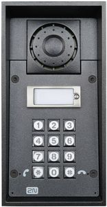 2N EntryCom (Helius) Force - 1 button & keypad (9151201K-E)
