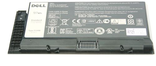 DELL 9 cell Battery 97W (WD6D1)