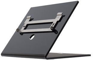 2N Indoor Touch-desk stand black (91378382)