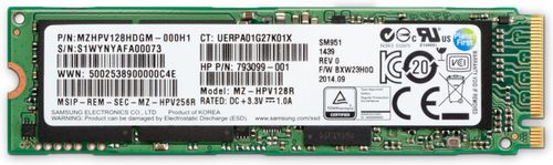 HP Z Turbo Driv 256GB TLC Z4/6 G4 SSDKit (1PD59AA)