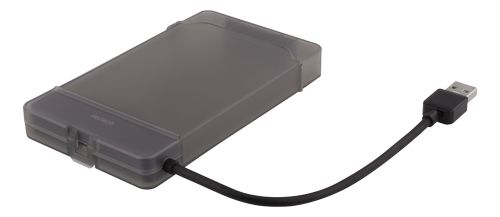 "DELTACO 2,5"" External HDD/SSD enclosure,  USB 3.1 Gen 1, SATA 3.0, UASP (MAP-K104)"
