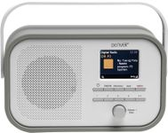 DENVER DAB+/FM radio DAB slideshow (DAB-40GREY)