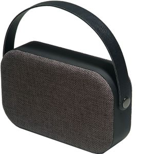 DENVER Bluetooth speaker w/ carrystrap (BTS-63BLACK)