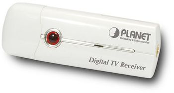 PLANET USB2.0 Digital TV Receiver (DTR-100D)