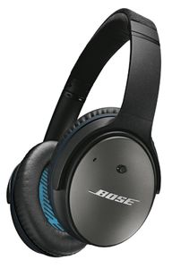 BOSE QuietComfort 25 for Apple - Black (715053-0010)