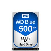 WESTERN DIGITAL HDD Mob Blue 500GB 2.5 SATA 3Gbs 16MB