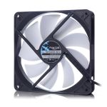 FRACTAL DESIGN FD Silent Series 140mm Silent Series R3 new (FD-FAN-SSR3-140-WT)
