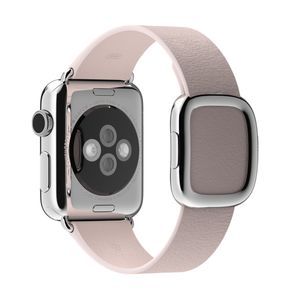 APPLE Watch 38 mm modernes Armband small soft pink (MJ572ZM/A)