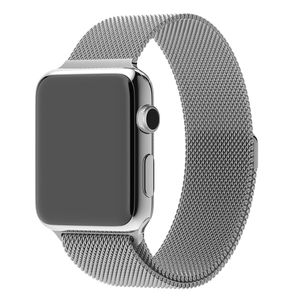 APPLE Watch 42 mm Milanaise Armband (MJ5F2ZM/A)