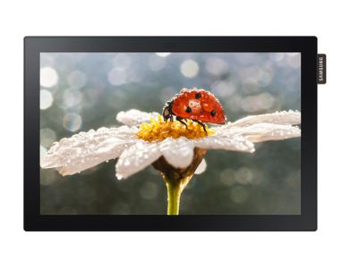 "SAMSUNG 10"" LED Public Display DB10E-T 16:10 1280x800, 400 nits, 5-point touch, Speaker, Wifi, HDMI (LH10DBEPTGC/EN)"