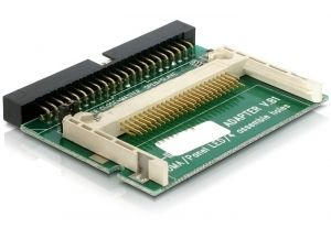 DELOCK Intern adapter, CompactFlash till IDE 44-pin hane (91653)