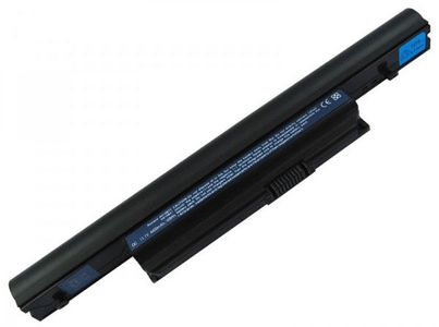 Acer Battery LI-Ion 6 Cell 5K, 2mAH (BT.00604.033)