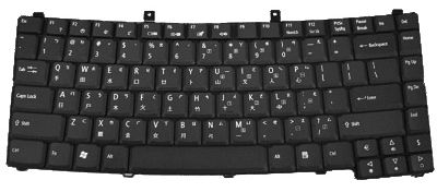 ACER Keyboard (CZECH) (KB.INT00.030)
