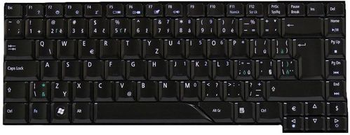 ACER Keyboard (BELGIAN) (KB.INT00.292)