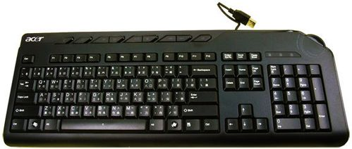 Acer KEYBD.USB.US-INT.104K.LF (KB.USB0B.046)