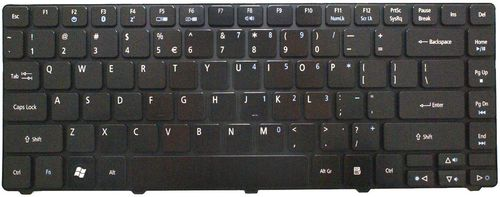 Acer KEYBD.ARAB-ENG.86KEY.AS4235 (KB.I140A.034)
