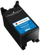DELL Series 21 Single Use Color Cartridge - 1 - original - blekkpatron - for Dell V313w Printer Ink Value Bundle, V515w, V515w (PRODUCT) RED