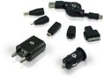 CONCEPTRONIC Adapter USB Multi Tip Charger Kit 1A universal